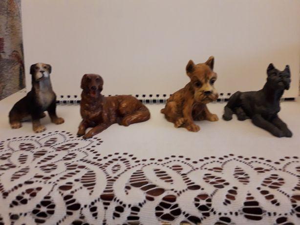 Продам фарфоровые статуэтки собак ЛФЗ и другие