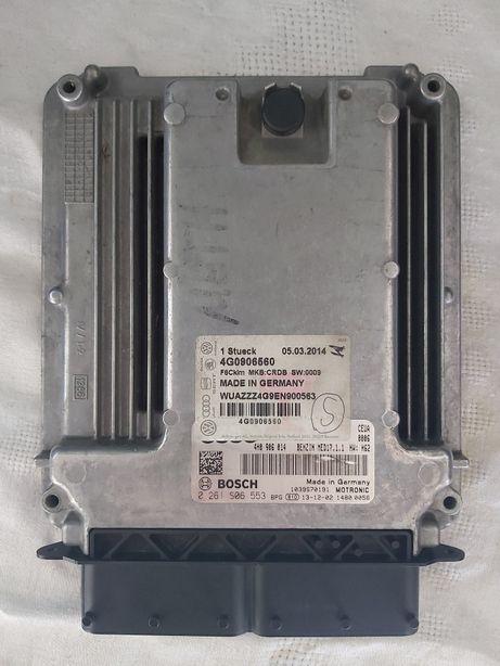 Блок управления Audi S7, RS7