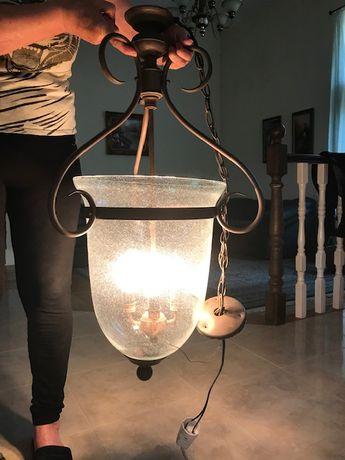 Lampa wiszaca