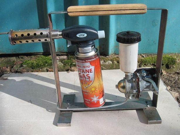 Дымовая пушка для обработки пчёл