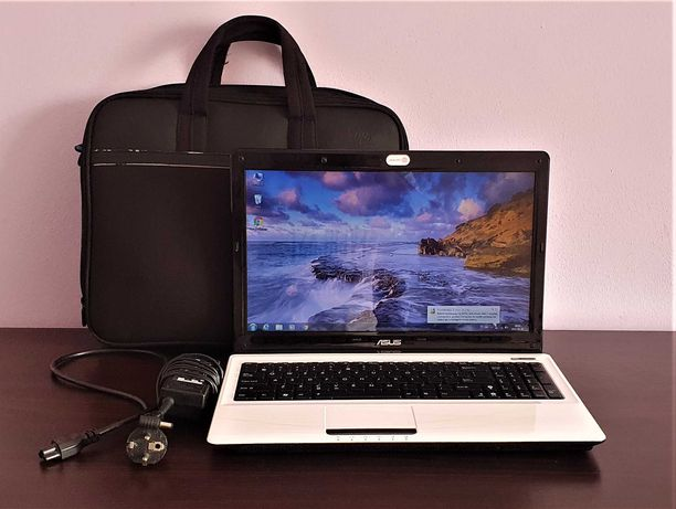 15 Calowy - Ekskluzywny - Laptop Asus - Core i3/4gb/500gb/HDMI/Kamera/