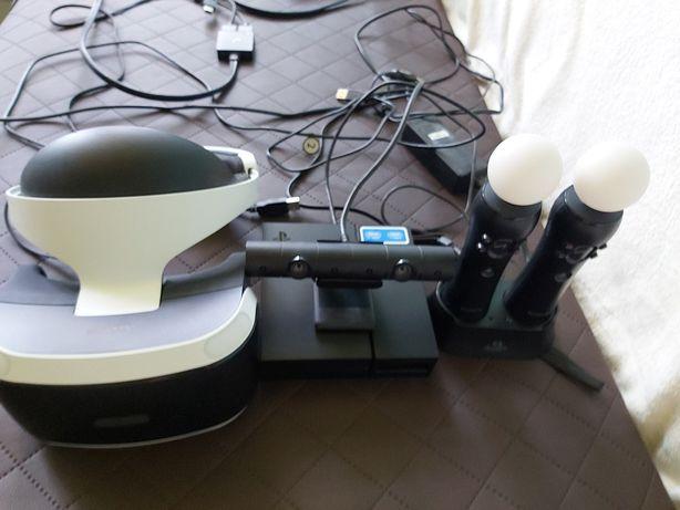 Play station VR Sony full zestaw PS4, PS5 OKAZJA