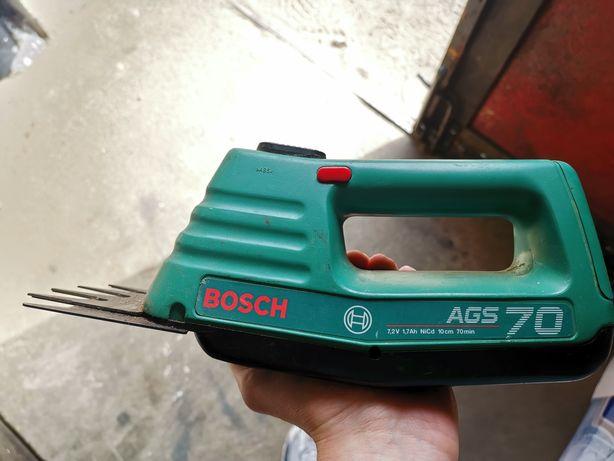 Bosch AGS70 nożyce do żywopłotu