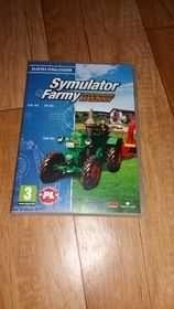 gra pc symultor farmy legendarne maszynyu OKAZJA!