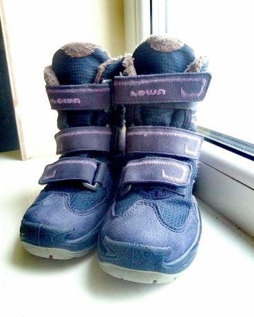 Тeрмо ботинки, сапожки Lowa Milo Gore-Tex, Geox, ECCO