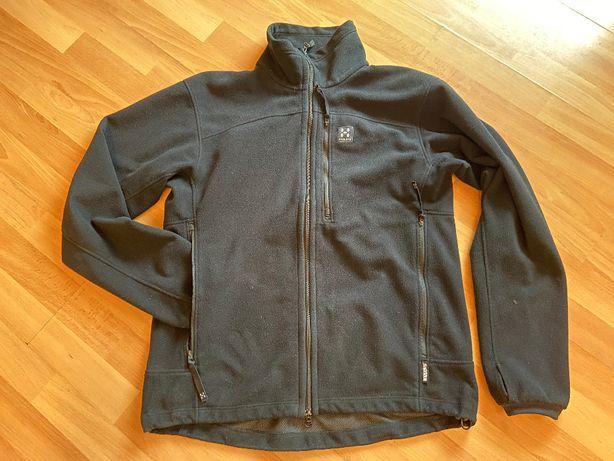 HAGLOFS kurtka z membraną GORE Windstopper roz.M/L czarna