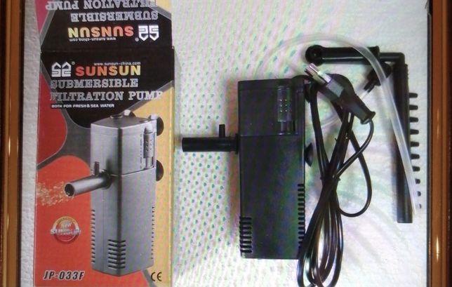 Фильтр-компрессор водный