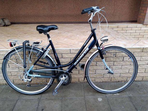 Велосипед женский 28 алюм. Голландия