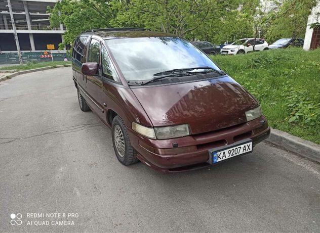 Продам машину Олдмсбайл,3 ряда сидений !Киев