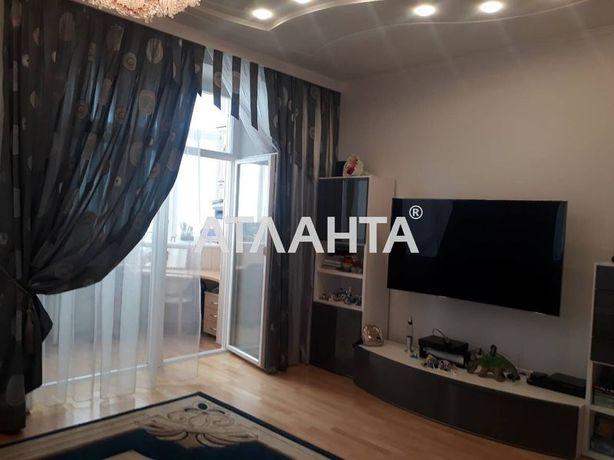3-комнатная квартира на ул. Довженко, дом Каркашадзе