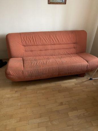 Uszkodzona rozkladana sofa ikea , Raszyn k. Warszawy