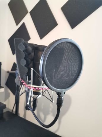 Conjunto de Gravação Home Studio