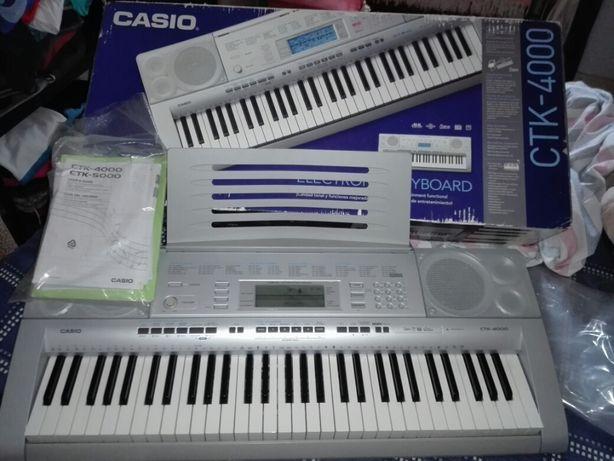 Teclado/Orgão/Piano CASIO CTK-4000
