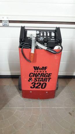 Зарядно-пусковая станция Wolf 320 24/12V