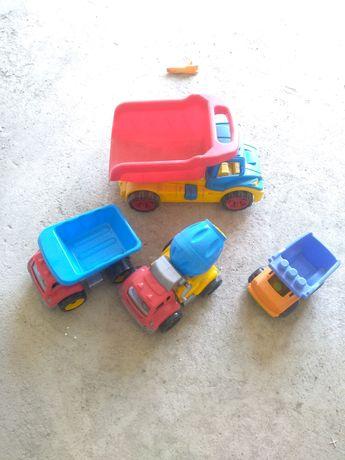 Машини якісного пластику