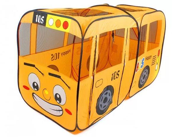 Игровая палатка школьный автобус