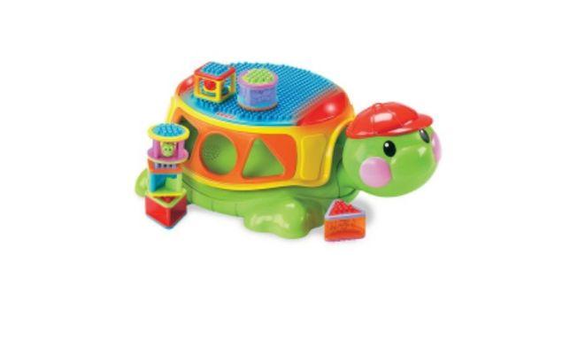 Большая черепаха сортер ,,Fisher price,,