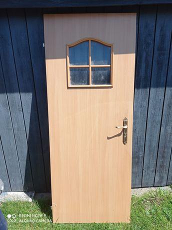 Sprzedam drzwi łazienkowe L.
