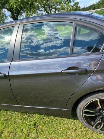 Drzwi lewe tylne BMW e90 sedan