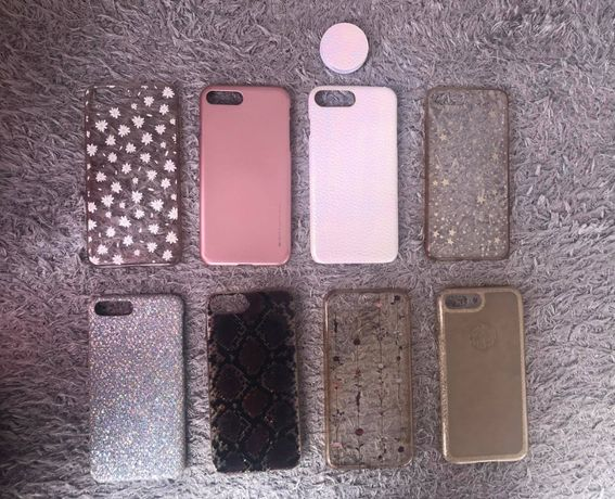 Capas para iPhone 7/8 Plus