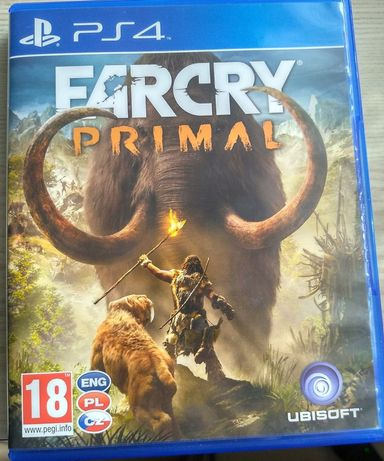 Farcry Primal PlayStation 4