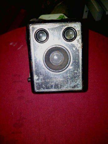 Máquina fotográfica vntage