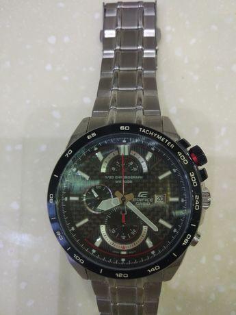 Кварцевые мужские часы Casio Edifice EFR-520 Оригинал