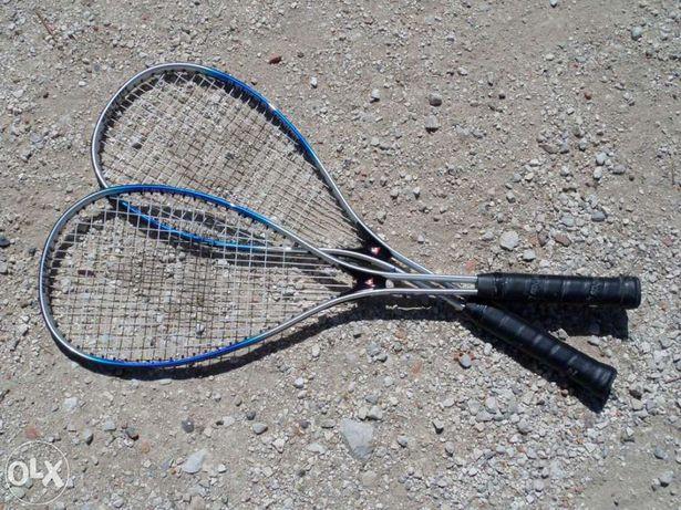 2 Rackets Squash semi novos