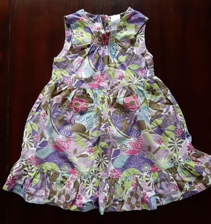Letnia sukienka C&A r.104