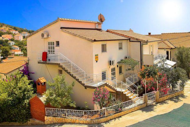 Chorwacja domy nad samym morzem / Ciovo