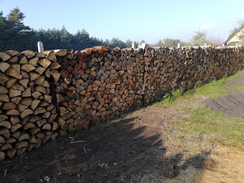 Drewno kominkowe i opałowe suche Oleśnica - image 1