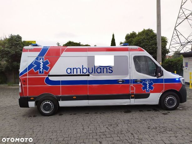 Renault Renault 2020 Master Ambulans Karetka