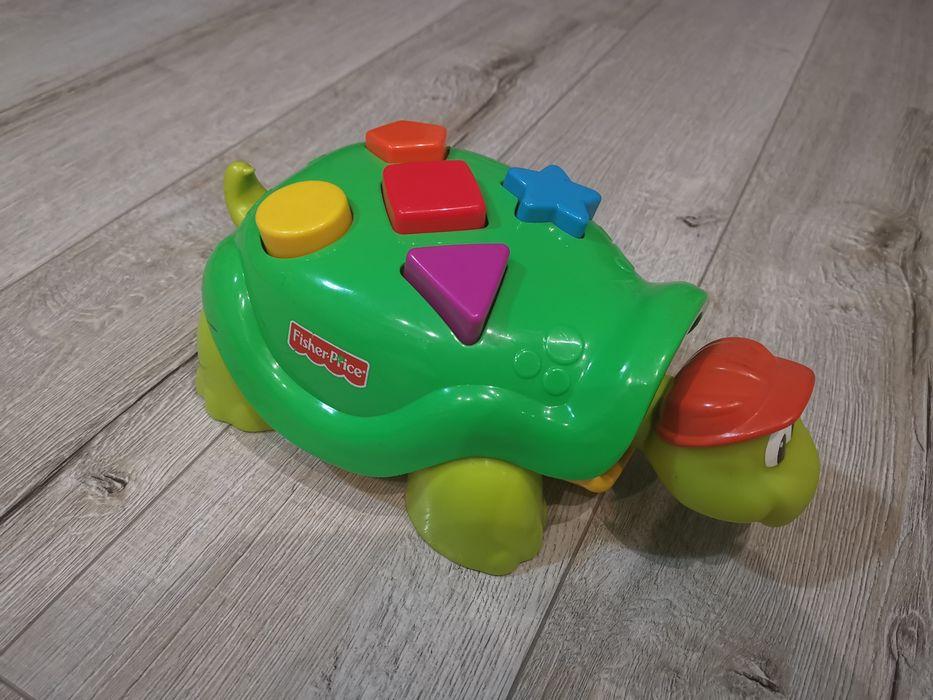 Zabawka żółw Fisher Price Szczecin - image 1