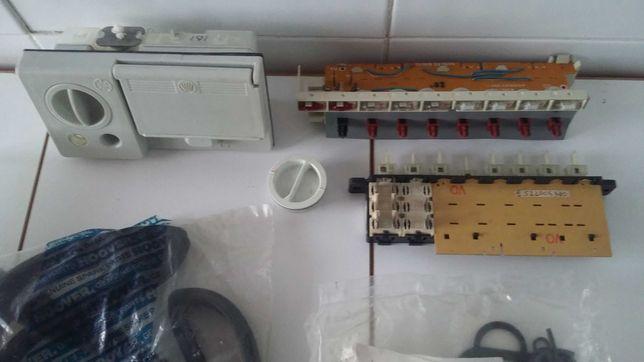 Lote de peças novas para máquinas de lavar loiça