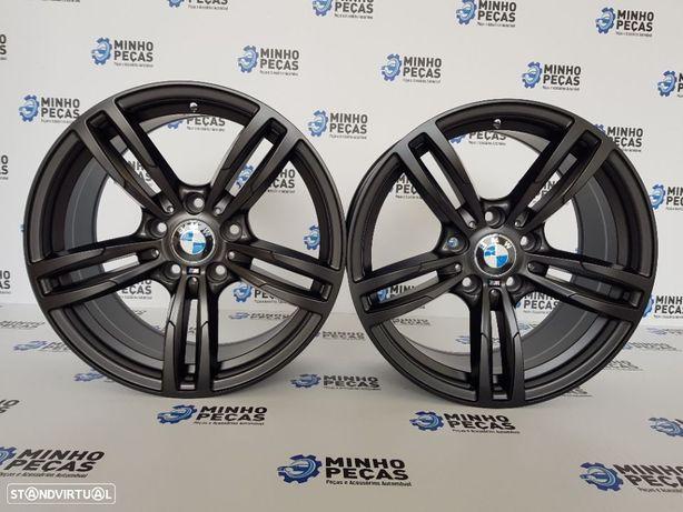 """Jantes BMW (M4) em 17"""" Black"""