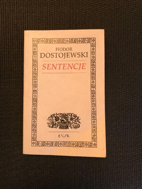 Sentencje | Fiodor Dostojewski