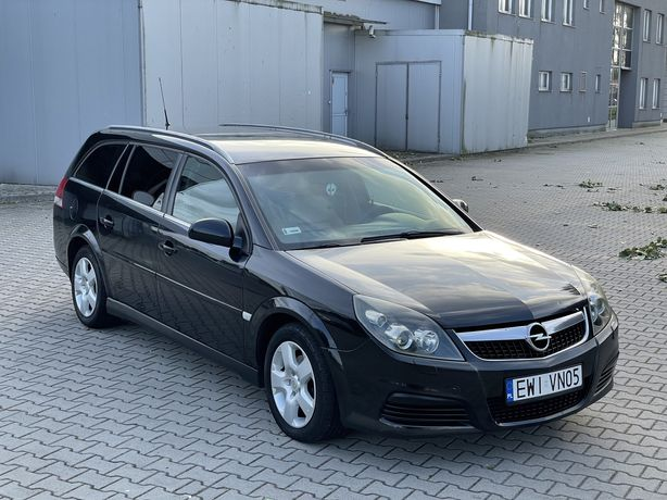 Opel Vectra C * 2.2 147KM * Automat * Skóra * Lift * Sliczna