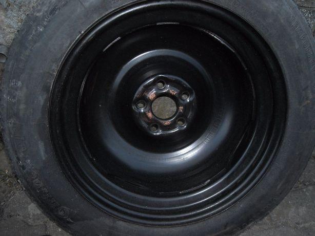 Rover 75 Koło zapasowe-dojazdowe + zestaw kluczy lewarek do koła. 3.
