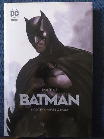 Batman. Mroczny książę z bajki. Komiks