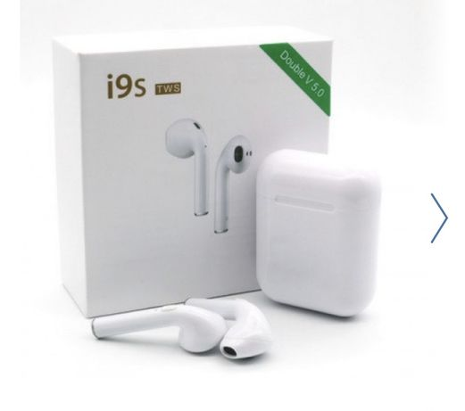 Беспроводные Bluetooth-наушники i9s TWS  White