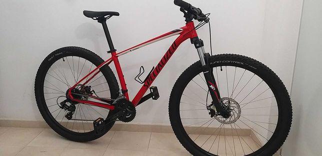 """Bicicleta Specialized Rockhopper aro 29"""", 24v e Tamanho M"""