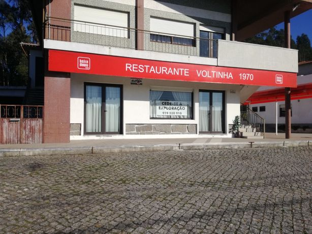 Arrenda-se Restaurante - EN109 - Cortegaça Ovar