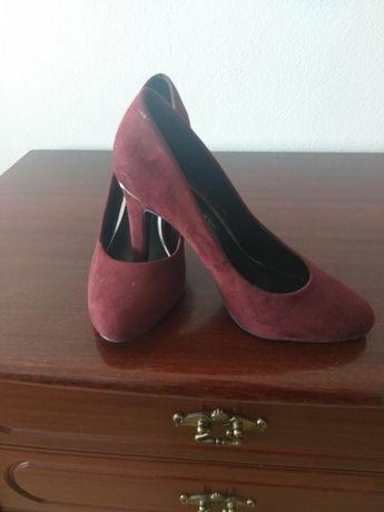 Sapatos senhora tamanho 37