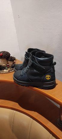 Зимові шкіряні черевички для хлопчика