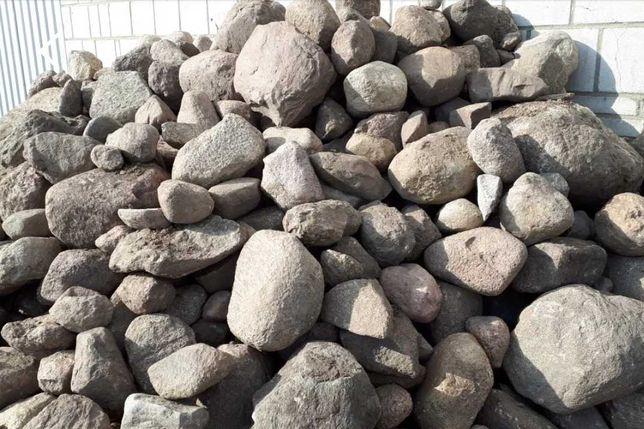 Kamienie różna wielkość