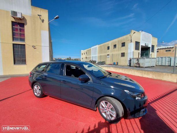 Peugeot 308 1.5 BlueHDi Allure Pack