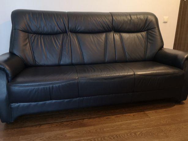 Кожаный, шкіряний диван