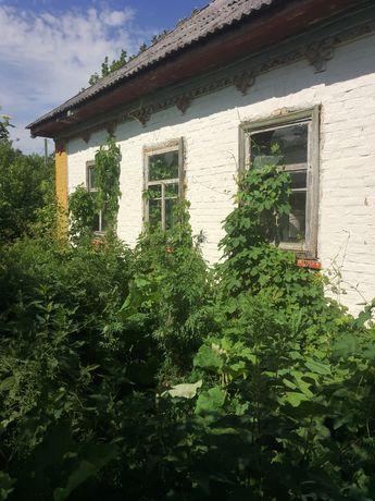 Дом кирпичный в селе