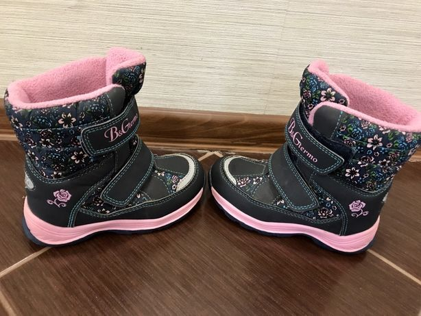 Зимние термо ботинки B&G 27 размер