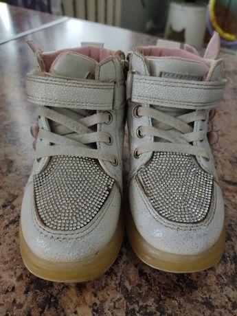 Ботинки 27 розмір
